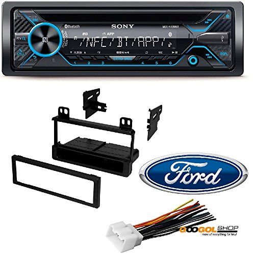 Sony 220W Amp Car Stereo CD MP3 iPod USB iPhone AUX EQ Bluetooth FORD 1995 - 2005 EXPLORER (ALL MODELS) Car Stereo Dash Install Mounting (Sony Ipod Stereo)