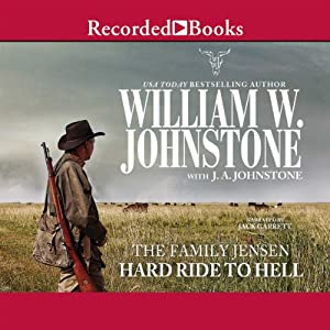 Hard Ride to Hell Audiobook