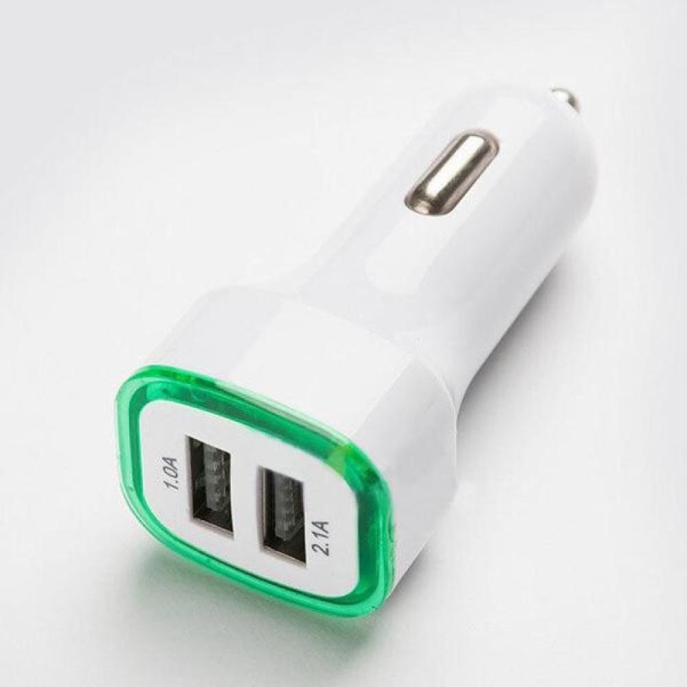 デュアルUSB車の充電器、basde電源ドライブ2 for iPhone X / 8 / 7 / 6s / Plus、iPad Pro / Air 2 / Mini、Galaxy s7 / s6 / Edge / Plus , Note 5 / 4 , LG , Nexus、HTC an 160 x 50 mm 001 B07BPSFPZX グリーン グリーン