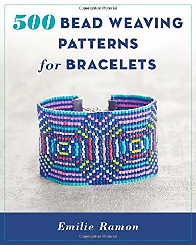 500 Bead Weaving Patterns for Bracelets - Bead Craft Ideas