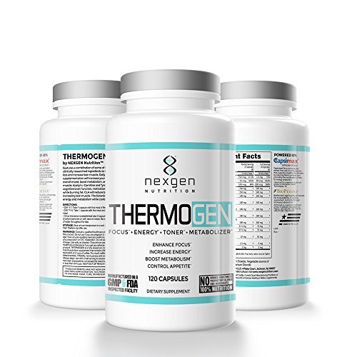 Thermogen Muscle Toner et avancé Weight Loss Formula