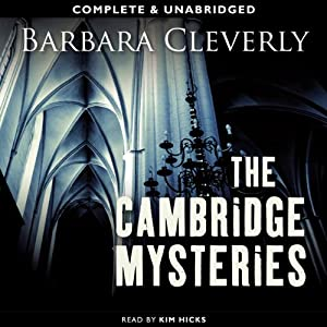 The Cambridge Mysteries Audiobook