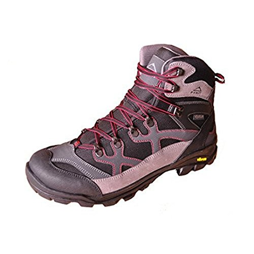 McKinley Trek Bottes de magma Aqx M – Black/anthr./Red, FR:42