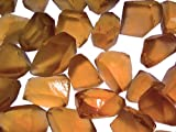 Champagne Citrine Clean Sawn Professional Facet Rough - 125 Carat Lot | Lapidary for Faceting, Wire Wrapping, Reiki