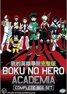 Boku no Hero Academia (TV 1 - 13 End) (DVD, Region All) Japanese Anime English Subtitles