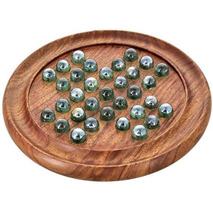 valentine-gift-games-solitaire-board-in-rose-wood-with-glass-marbles-handmade-unique-centrepiece-tab