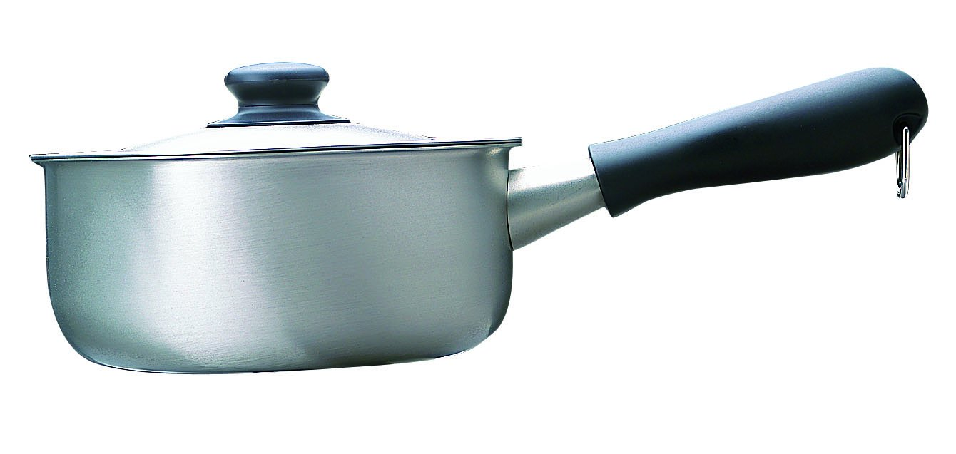 Sori Yanagi Japanese-made saucepan 18cm (with stainless matte - lid)