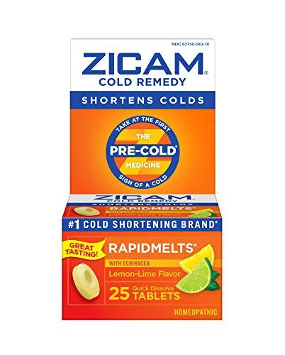 Cold Remedies Zinc - 9