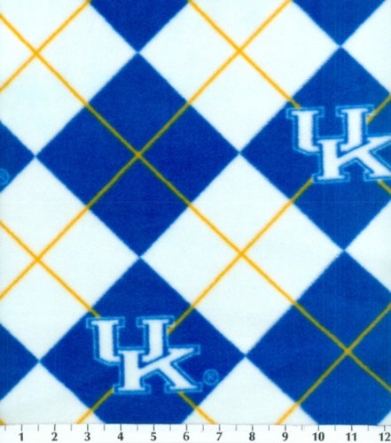 Ncaa Fleece Fabric - 4