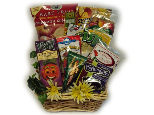 Healthy Camper Gift Basket by Well Baskets