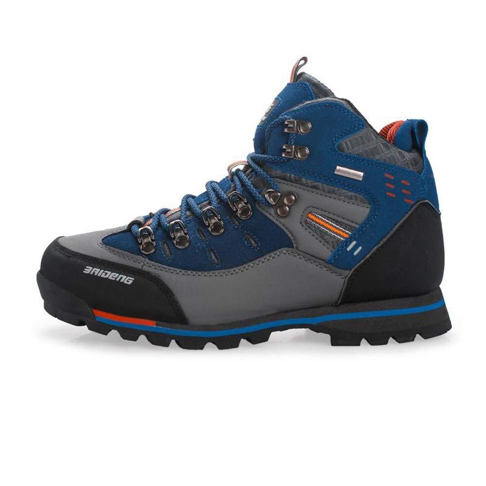UCNHD Wanderhalbschuhe Wasserdichte Wanderschuhe Bergsteigen Outdoor - Turnschuhe Für Männer Trekking Schuhe Atmungsaktiv Wandern