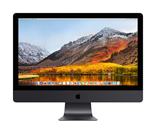 Apple iMac Pro 27″ All-in-One Desktop, Space Gray (MQ2Y2LL/A)