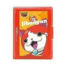 HORI Yo-kai Watch Game Card Case 12 (Jibanyan) for Nintendo 3DS and New Nintendo 3DS XL