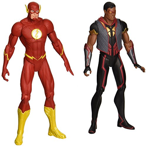 Free Comic Book Day Dubai: DC Collectibles DC Comics The New 52 The Flash Vs. Vibe