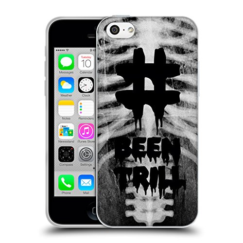 Official Been Trill Rib Cage 3D Scans Soft Gel Case for Apple iPhone 5c