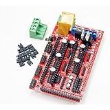 Amazon.com: Hobbypower 3D Printer Controller RAMPS 1.4 for ...