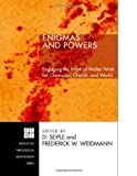 Enigmas and Powers, , 1556352905