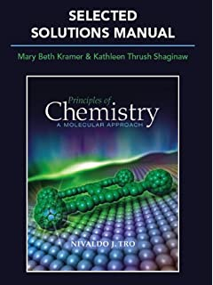 Chemistry a molecular approach 2nd edition nivaldo j tro selected solutions manual for principles of chemistry a molecular approach fandeluxe Choice Image