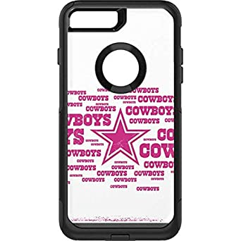 timeless design 16ff6 8ff13 Amazon.com: NFL Dallas Cowboys OtterBox Commuter iPhone 7 Plus Skin ...