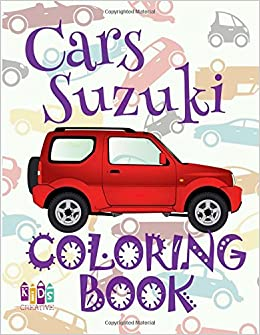 Cars Suzuki Car Coloring Book For Adult Coloring Books For