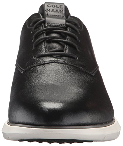 Cole Haan Heren Grand Horizon Oxford Ii Sneaker Magneet Ltr / Koi / Ijzersteen / Optiek Wit-c27725