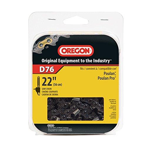 22 Inch Saws (Oregon 22-in AdvanceCut Saw Chain)