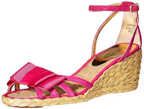 Ralph Lauren Women's Claudie Espadrille Wedge Sandal, Ger...