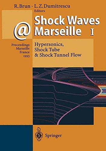 Shock Waves @ Marseille I: Hypersonics, Shock Tube & Shock Tunnel Flow (Shock Waves (At) Marseille) (Vol I) by Springer