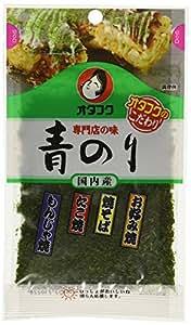 Otafuku Aonori Flakes (Seaweed), 0.17oz