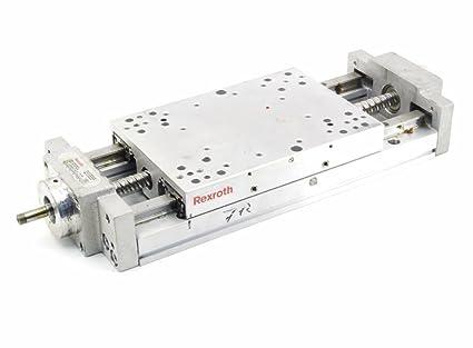 Bosch rexroth TKK 15 - 155 AI Carril guía de mesa Linear de trineo ...
