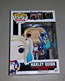 Margot Robbie - Hand Signed Autographed FUNKO Suicide Squad HARLEY QUINN 97 with Proof Picture MINT