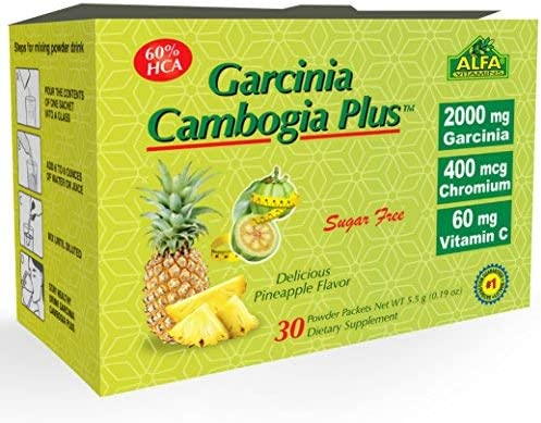 Amazon Com Best Garcinia Cambogia 2000mg Per Serving 60 Hca