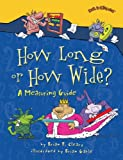 How Long or How Wide?: A Measuring Guide (Math Is Categorical)