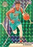 JA MORANT Mosaic Rookie Card - Rare Mosaic Green