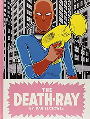 book cover of The Death Ray