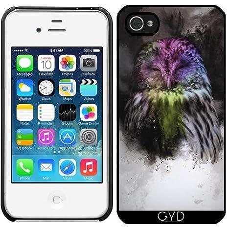 coque iphone 4 hibou
