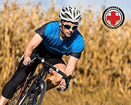 Dr Arthritis Genouillère Rotulienne Articulée pour le Sport – Soulage l'Arthrose du Genou – Idéal pour la Course à Pied…
