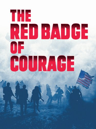 red badge of courage scene Become a sorrowful blackness, one could see across it the red, eye­like  he had privately been ready for a beautiful scene he had prepared.