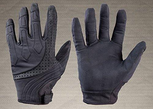 Bravo Gloves (TurtleSkin Bravo Law Enforcement Gloves - Needle Resistant Gloves - Puncture Resistant Gloves (X-Large, Black))