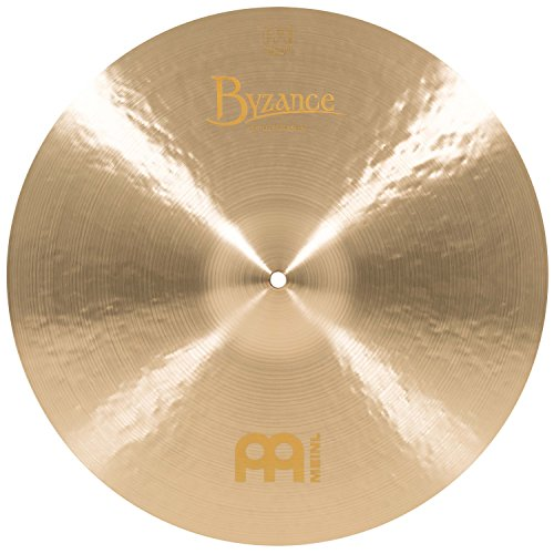 Meinl Cymbals B18JTC Byzance 18-Inch Jazz Thin Crash Cymbal (VIDEO)