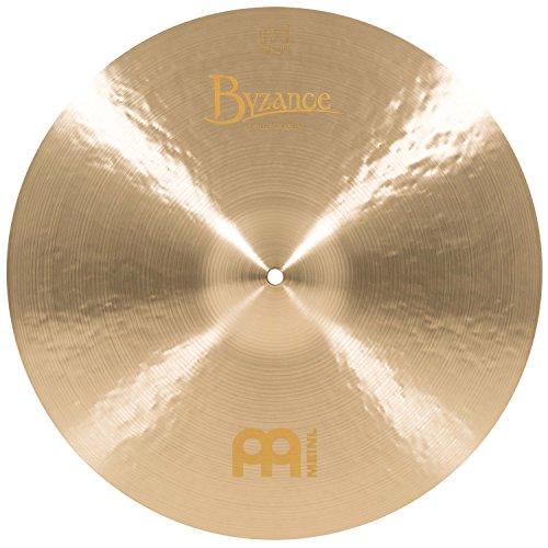 - Meinl Cymbals B18JTC Byzance 18-Inch Jazz Thin Crash Cymbal (VIDEO)