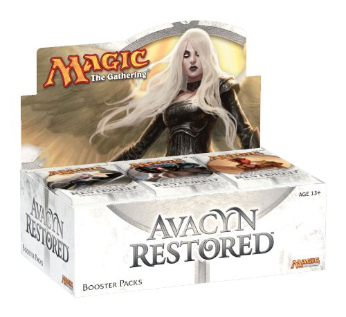 Magic: the Gathering - Avacyn Restored (AVR) Sealed Booster Box by Wizards of the Coast