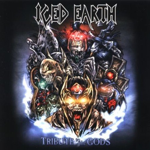 Iced Earth: Tribute to the Gods (Audio CD)