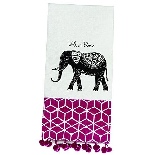 Karma Gifts Black White Elephant product image