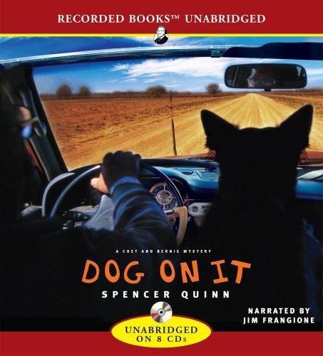 Read Online By Spencer Quinn Dog on It (Unabridged) [Audio CD] PDF