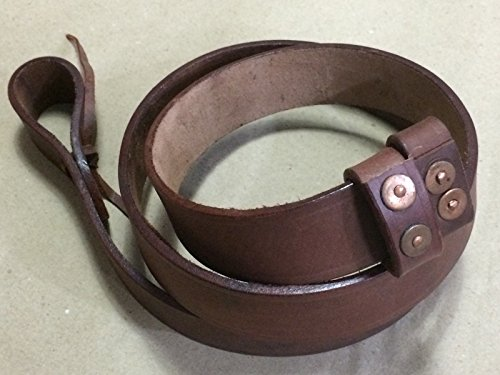 WWI & WWII British Lee Enfield SMLE Leather Rifle Sling - Reproduction, WWII Reproduction, WW2 Reproduction,WWII/WWI, Collectibles Goods, Collectibles Products,WWII ()