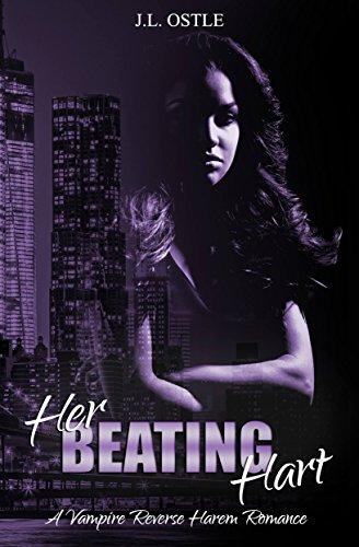 Her Beating Hart: A Vampire Rockstar Reverse Harem Romance (Beating Hart Series Book 1)