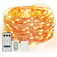 Creative Design 100 LED 33ft Waterproof Dimmable Decorative String Light