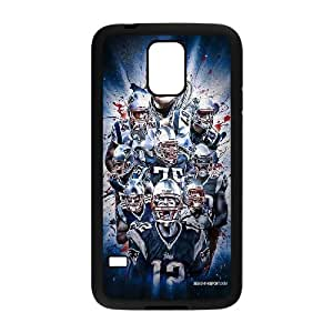 Unique Phone Case Pattern 15New England Patriots Tom Brady #12 - For Samsung Galaxy S5