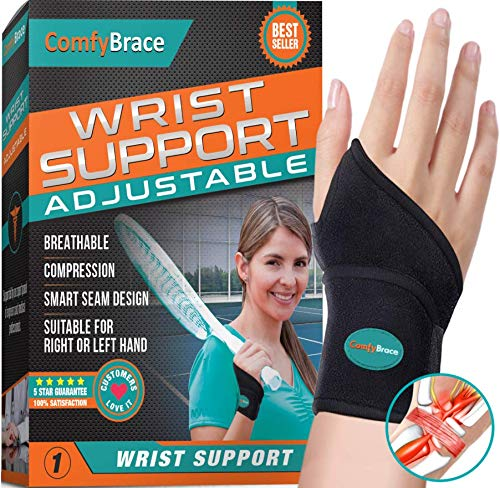 ComfyBrace Premium Copper Support Arthritis Hands Adjustable product image